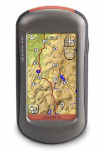 GPS Garmin Oregon