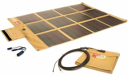 Powerfilm solaire femelle RA-2 Adaptateur allume-cigare